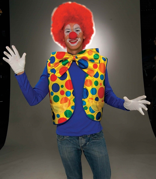 costume di carnevale KIT CLOWN