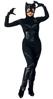 costume di carnevale CAT WOMAN
