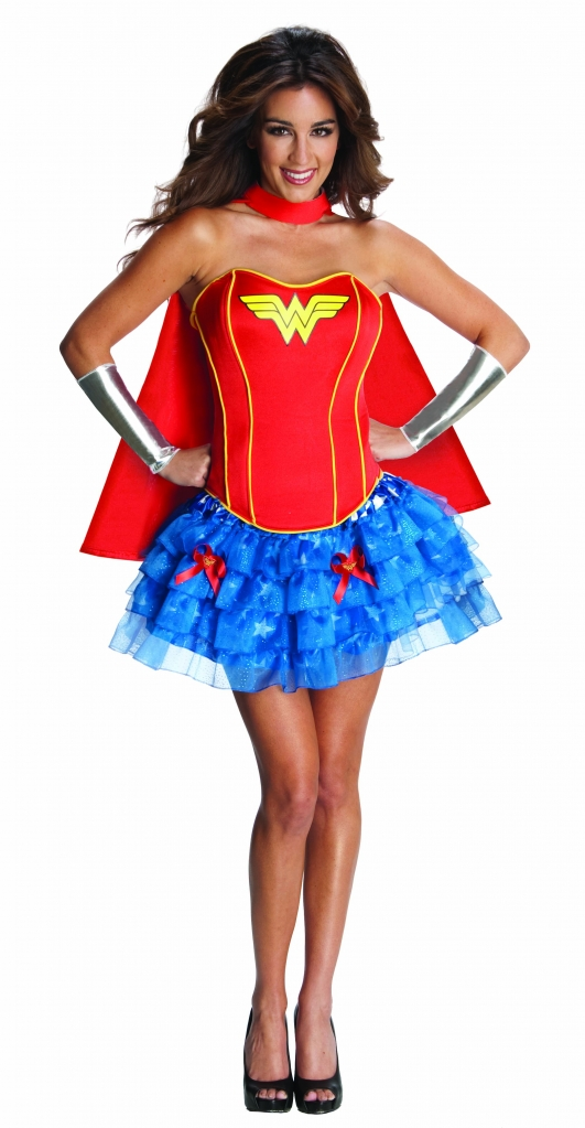 costume di carnevale WONDER WOMAN