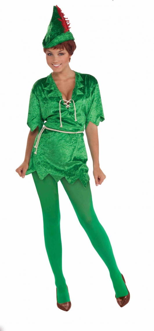 costume di carnevale PETER PAN