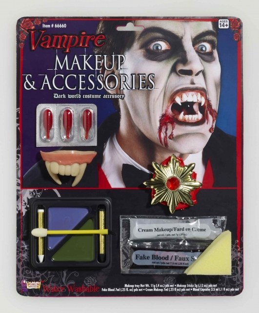 costume di carnevale MAKE-UP VAMPIRO