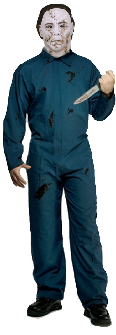 costume di carnevale MICHAEL MYERS ZOMBIE